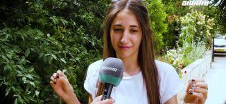 استطلاع الناس في قرية ابوغوش  وسؤالهم عن كيف حل عليهم رمضان،جولة رمضانية،رمضان 2019
