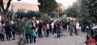 الناصرة... في وداع غزالة فلسطين! -الكاملة  - ح26- الباكستيج- 22.4.2018 ، قناة مساواة الفضائية