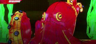 60 ثانية -فرنسا: مصابيح عملاقة على شكل حيوانات بحرية تتلألأ في باريس،17.11.19