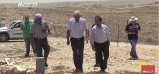 تقرير- التخطيط الإسرائيلي، يستهدف الأموات في النقب بعد الأحياء -  ياسر العقبي - صباحنا غير-25.8.2017