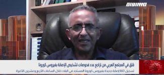تراجع في إجراء فحوصات كورونا،د. مازن أبو صيام،بانوراما مساواة،11.11.2020،قناة مساواة