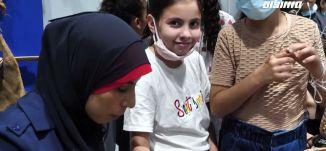 مراسلون مساواة : الطيور الجارحة تجذب الشباب في غزة وكفر كنا تحيي يوم التراث الفلسطيني