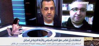 وحدة الأحزاب العربي تؤثر على نسب التصويت،مهند مصطفى،يسري خيزران،بانوراما مساواة،10.02.21،قناة مساواة