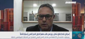 إسرائيل تتجه للإغلاق الشامل،امطانس شحادة،بانوراما مساواة،15.09.2020،قناة مساواة