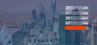 حالة الطقس في العالم -23-06-2020 - قناة مساواة الفضائية - MusawaChannel