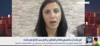 تقرير: ستة وسبعين بالمئة من المعطلين عن العمل بسبب الإغلاق هم من النساء،نادرة ابو دبي سعدي،14.2