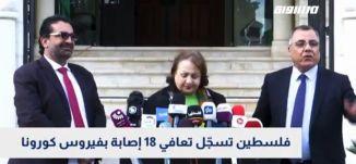 فلسطين تسجّل تعافي 18 إصابة بفيروس كورونا ،الكاملة،بانوراما مساواة ،08.04.2020،قناة مساواة