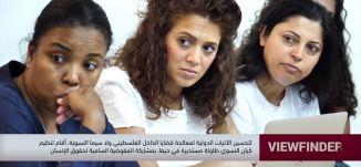 تحسين الاليات الدولية لمعالجة قضايا الداخل الفلسطيني ولاسيما النسوية  -view finder - 27.7.2019