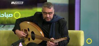 إنت عمري - أنور ابو زيدان - صباحنا غير،  4.2.2018 - قناة مساواة الفضائية