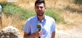 بعد 70 عاما سلطات الاسرائيلية تخضع لاصرار سلوى لزيارة قبر والدها ،مراسلون30.6.2019،مساواة