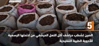 َ60 ثانية-الصين تشطب حراشف آكل النمل الحرشفي من لائحتها الرسمية للأدوية الطبية التقليدية،10.06.2020