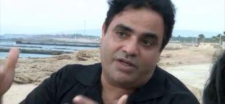 سهيل فودي - مغني فرقة زمن - عكا - #رحالات - 5-11-2015 - قناة مساواة الفضائية - Musawa Channel