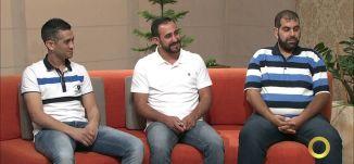 جورج أبو رعد ، اشرف محروم و محمد واكد - دوري العمال  - #صباحنا_غير-25-5-2016 - مساواة