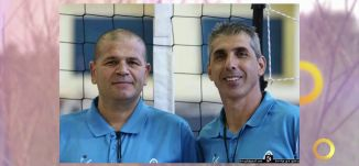 بطولة القارات الدولية لرياضة كرة الطائرة - ماجد أبو شقرة ومالك بطو- #صباحنا_غير-29-5-2016- مساواة