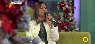 جاي الليلة يسوع ،مريان ابو رحمون،صباحنا غير،26-12-2018،قناة مساواة الفضائية