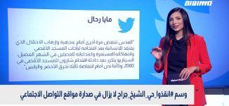 بانوراما سوشيال : وسم #انقذوا_حي_الشيخ_جراح لا يزال في صدارة مواقع التواصل الاجتماعي