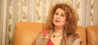'' مش شرط تشتغلي بالفن عشان تحبي الفن ''  -  سناء فرح بشارة - ح 29- مشوار- قناة مساواة الفضائية