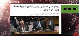 الصحف الألمانية : قرار ترامب فرصة للفلسطينيين .. ماذا يعني ذلك ؟! - مترو الصحافة ، 9.12.17، مساواة