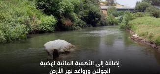تسارع تهويد الجولان السوري المحتل !- قناة مساواة الفضائية - MusawaChannel