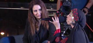 صبا بدران - الزفاف الفلسطيني - قناة مساواة الفضائية - رمضان شو بالبلد -2015-6-26-  Musawa Channel-