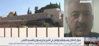 بانوراما مساواة: عدوان الاحتلال ومستوطنيه يتواصل في الشيخ جراح وسلوان والمسجد الأقصى