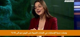 بعد عام ونصف العام من جائحة كورونا.. كيف واجه المجتمع العربي جائحة كورونا حتى اليوم