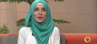د. حميد سالم و  جنى أمارة - مجموعة متطوعي دير حنا - #صباحنا_غير-3-5-2016- قناة مساواة الفضائية