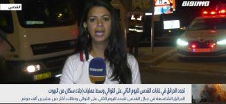 بانوراما مساواة: حرائق جبال القدس التهمت أكثر من 17 ألف دونم تاركة آثار كارثية على الطبيعة