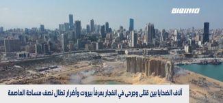 من فلسطين سلام لبيروت،الكاملة،بانوراما مساواة،05.08.2020.قناة مساواة