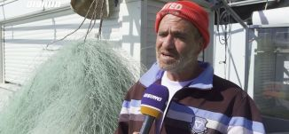الصيادين في عكا يشتكون من تأثيرات الجائحة على الثروة السمكية في المدينة،تقرير،مراسلون،15.2.21،مساواة